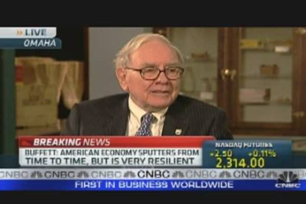 Buffett's Bullish Hiring Outlook