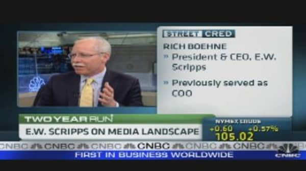 E.W. Scripps on Media Landscape