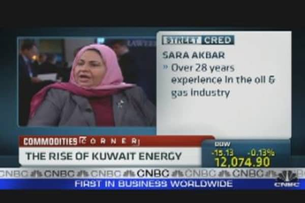 Rise of Kuwait Energy