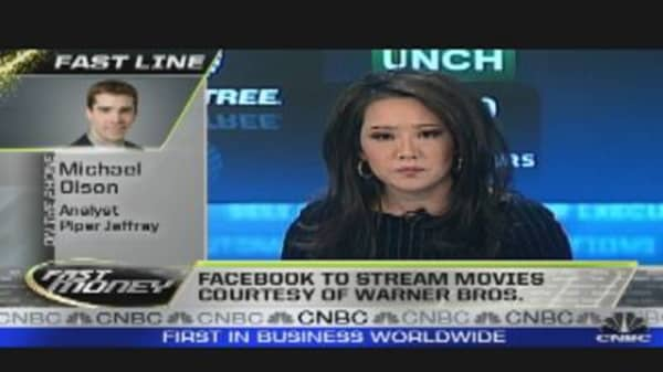 Social Network to Stream Movies