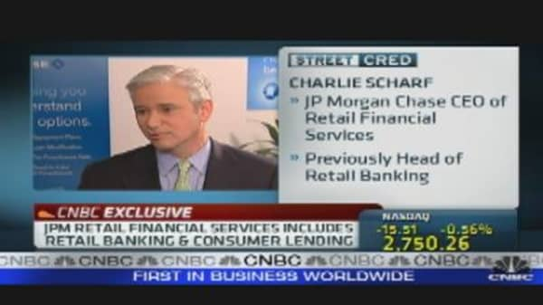 JP Morgan's Top Execs Talk