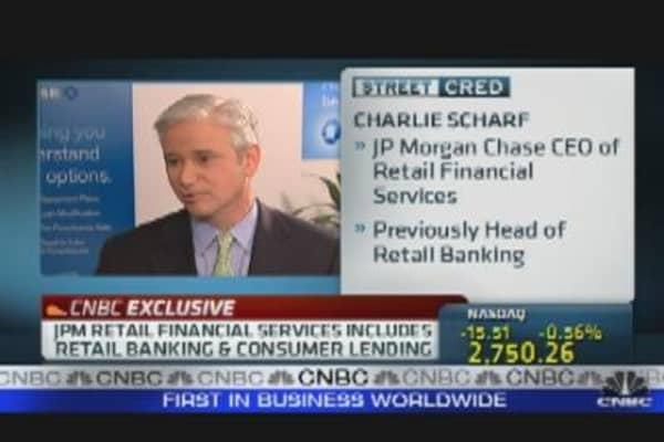 JP Morgan's Top Execs Talk