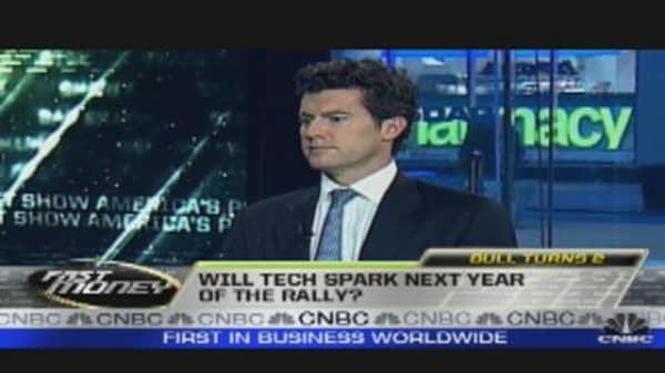 Will Tech Spark Next Year?