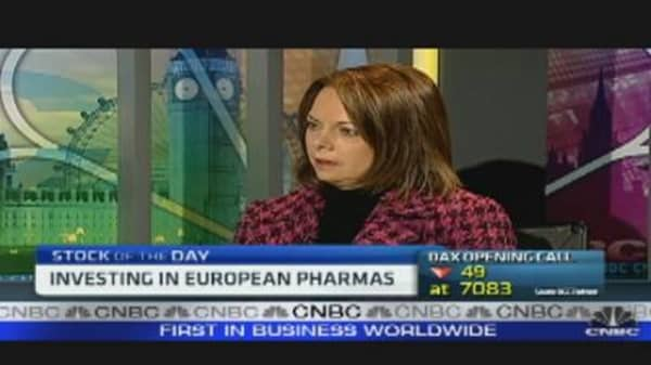 Investing in European Pharmas