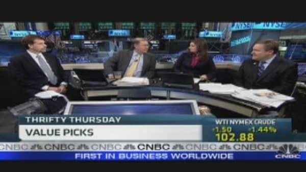 Picking Up Value Stocks