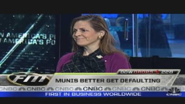 Munis Better Get Defaulting