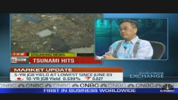 Japan Quake to Boost Economy?