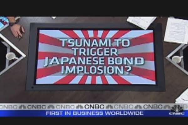 Japan Bond Implosion?