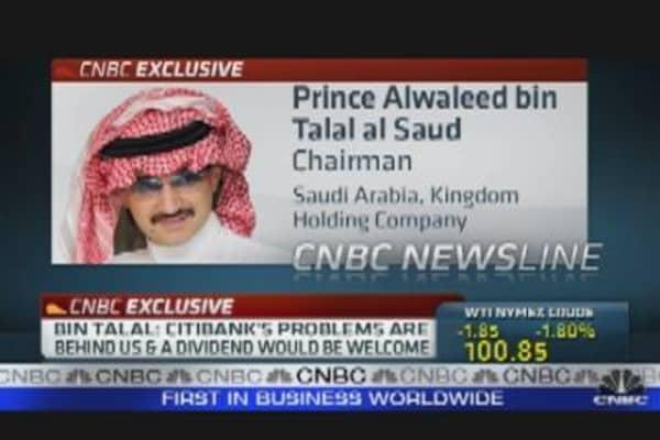 Saudi Prince One on One
