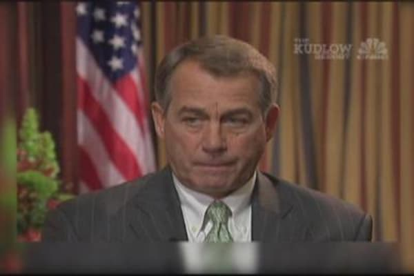Boehner on Nukes