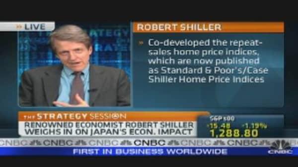Shiller: Quake to Ruin Recovery?