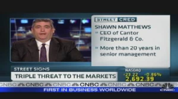 Cantor Fitzgerald's Global Outlook