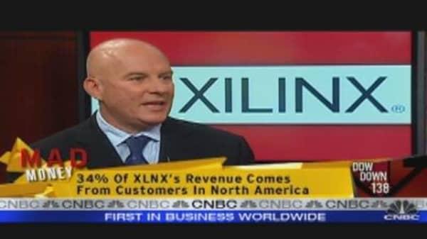 XLNX Marks the Spot?