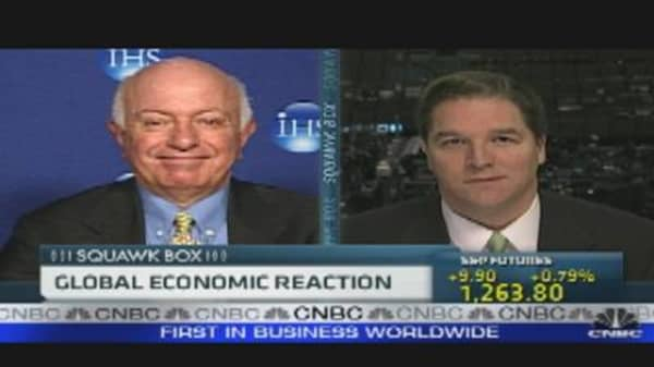 Japan: Global Economic Reaction