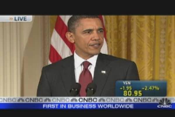 Obama on Libya