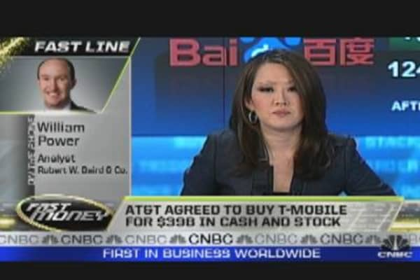 Analyze This: AT&T/T-Mobile Deal
