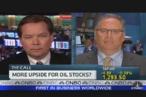 More Upside for Oil