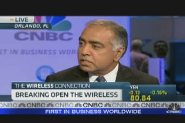 Breaking Open Wireless