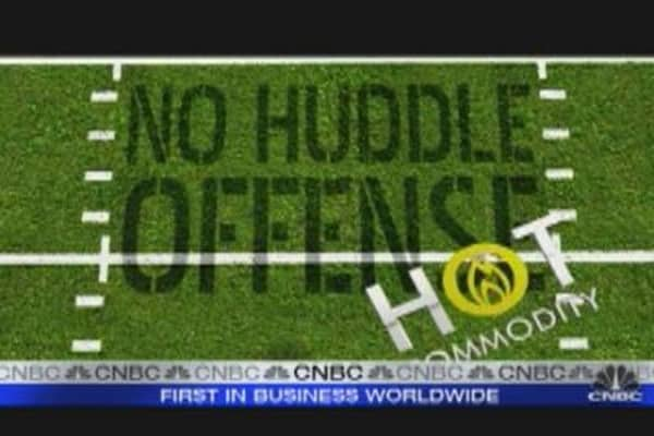 No Huddle Offense: Crude Opinion
