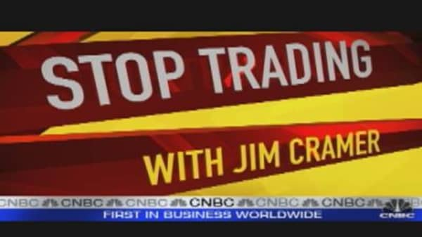Stop Trading with Jim Cramer