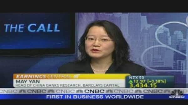 Bullish on Chinese Banks