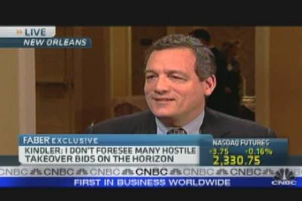 Faber Report: Future of M&A