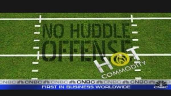 No Huddle Offense: Nat Gas