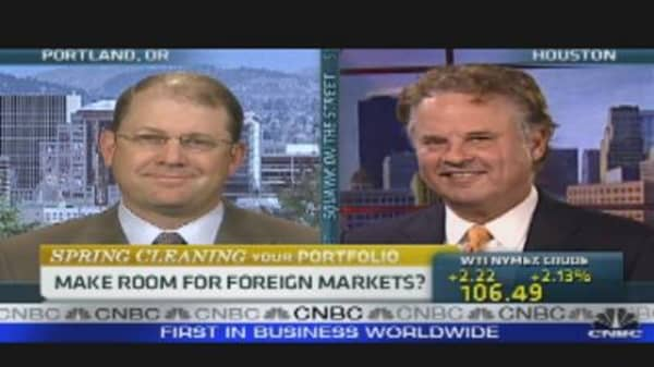 Spring Cleaning: Make Room for Foreign Markets?