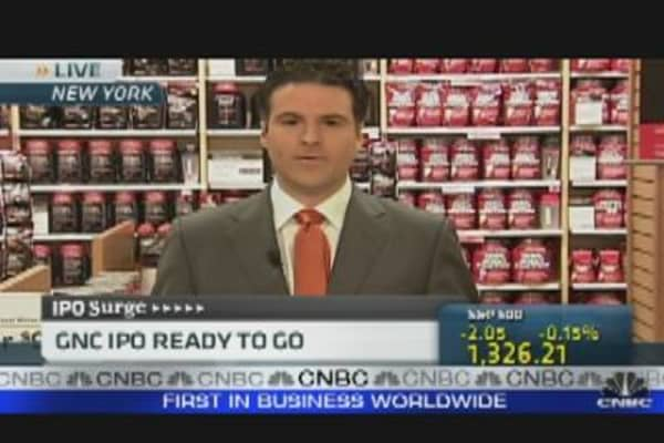 GNC's IPO: Is It Healthy?