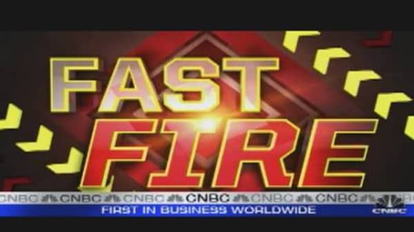 Fast Fire: Around the Horn