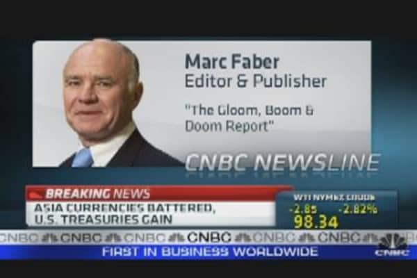 Marc Faber: QE8 on the Way?