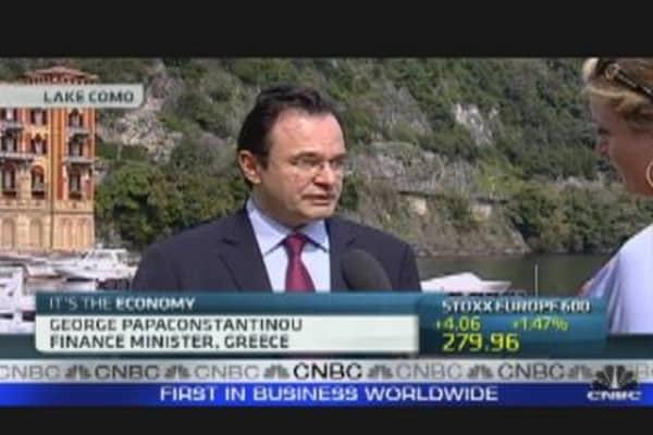 Greek Debt Update