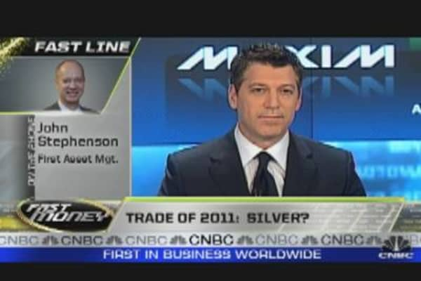 Trade of 2011: Silver?