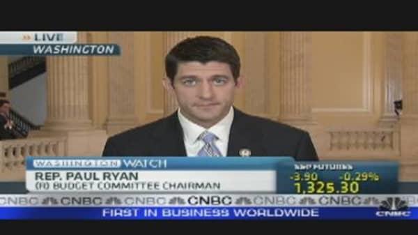 Ryan's Budget Solution