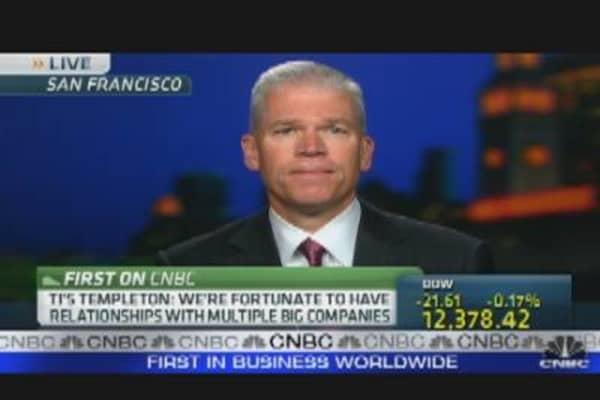 TI's CEO Talks Nat Semi Deal