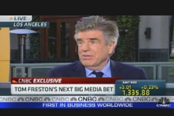 Freston's Next Big Bet