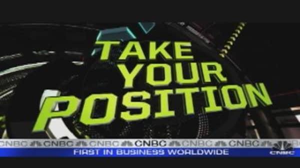 Take Your Position: Earning Season