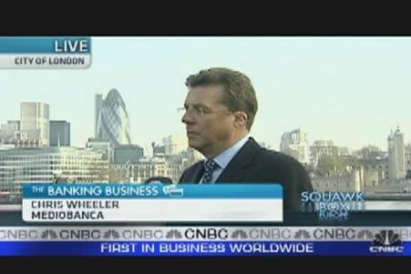 UK Bank Report 'Moderate'