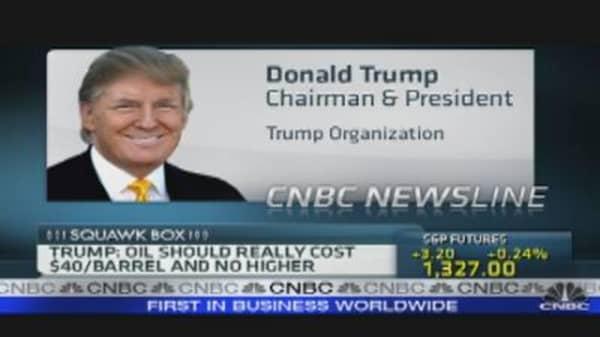 Trump's Presidential Aspirations
