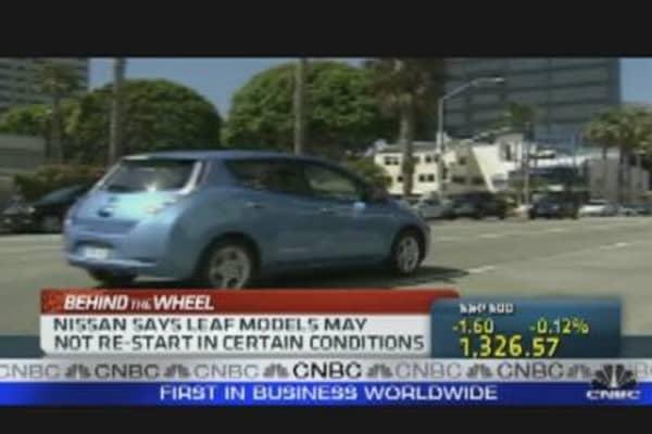 Nissan Leaf's Glitch