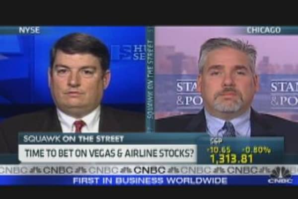Bet on Vegas & Airline Stocks?