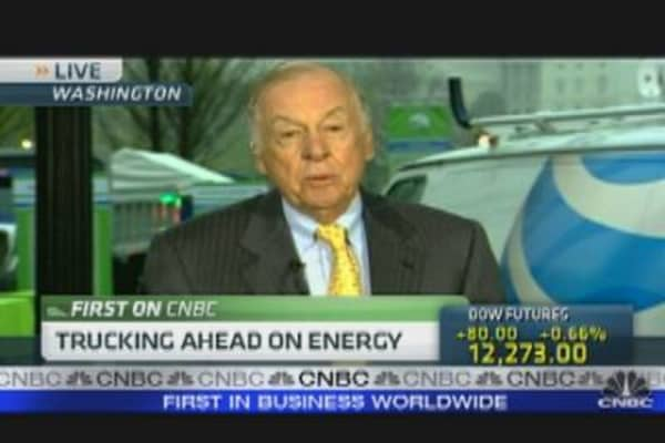 Trucking Ahead on Energy