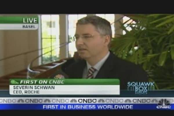 Roche in Transition Period: CEO