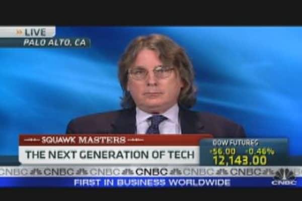 Bullish on Tech: McNamee