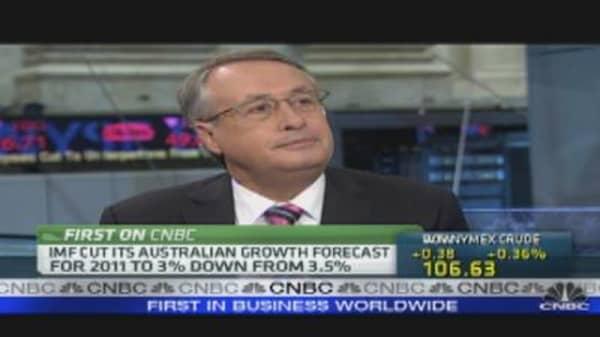 Hopping Australian Dollar