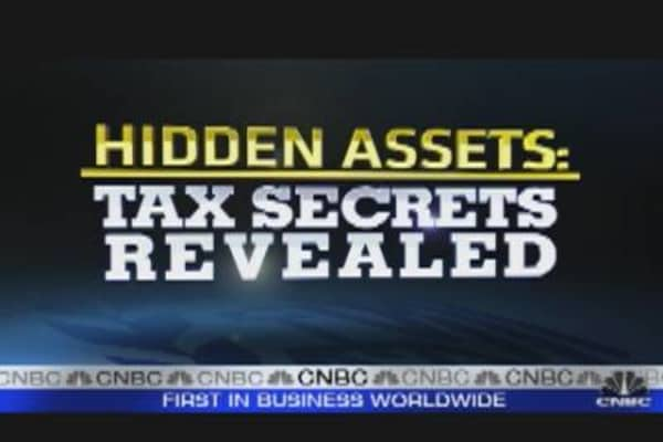 Tax Secrets: International Incident
