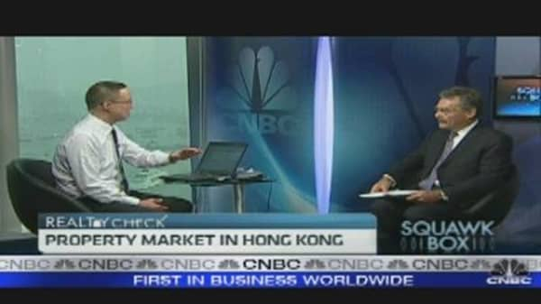 HK's Rising Commercial Property Market