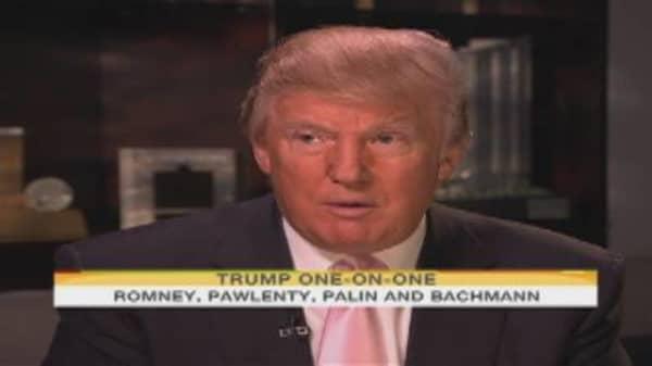 Trump-on-One: NBC's Today