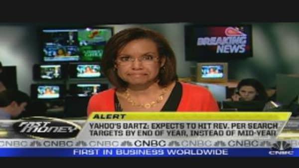 Yahoo Earnings Breakdown