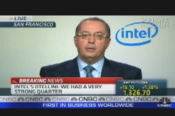 Intel's Chipper Outlook